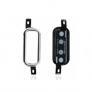 Home White Button Switch Part For Samsung Galaxy Note 2 II N7100