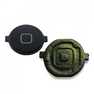 Plastic Home Button Black for iPhone 3G 3GS