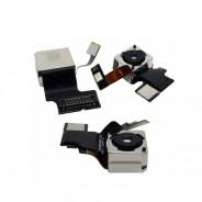 Rear Facing Back Camera Lens Flex Flash For iPhone 5 5G