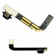 Charging Port Data Dock Connector Flex Part For iPad 4 4G
