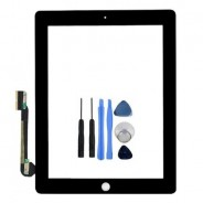 Digitizer Touch Screen Display For iPad 4 Black 4G 4th Gen