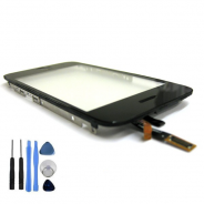 Touch Screen Digitizer Assembly with Mid Frame Bezel Black For iPhone 3GS