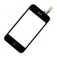 Digitizer Touch Screen Front Glass Black For iPhone 3G + Tools