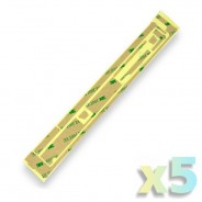 5 X Touch Screen Digitiser Glass Adhesive For iPad 4