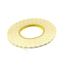 Double Sided 5mm Transparent Adhesive Tape Roll For iPhone/iPad/iPod