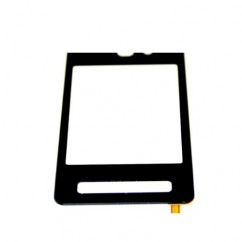 LCD Black Touch Screen Digitizer Lens for Samsung F480 Tocco