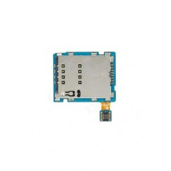 SIM Card Holder Socket Slot Flex Cable For Samsung Galaxy Tab 10.1 P7500