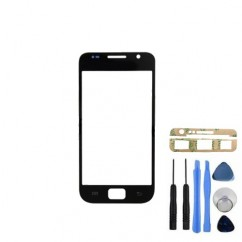 Front Glass Black Screen Cover for Samsung Galaxy S I9000
