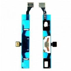 Home Menu Button Keypad Mic Flex For Samsung Galaxy W Wonder GT i8150