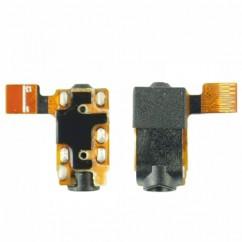 Earphone Audio Jack Port connector Flex For Samsung S5250