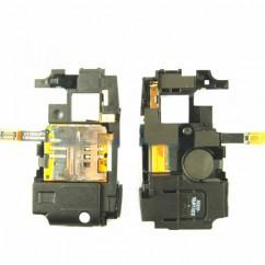 Buzzer Speaker SIM Card Slot Flex For Samsung S8530 Wave 2 II