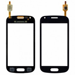 Touch Screen Black Digitizer For Samsung S7562 Galaxy S DUOS