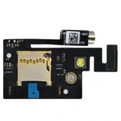 Memory Card Mic & Vibrator Blackberry Bold 9900 9930 Micro SD Flex Cable