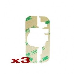 Digitizer Adhesive x 3 Stickers for iPhone 3G 3GS