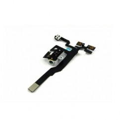 Audio Headphone Jack Part White For iPhone 4S 4GS All Models