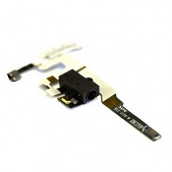 Audio Headphone Jack Part Black For iPhone 4S 4GS All Models