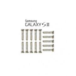 15 Screws Set For Samsung Galaxy S2 i9100