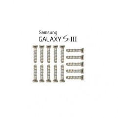 15 Screws Set For Samsung Galaxy S3 i9300