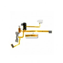 Earphone Jack/Power Switch/Vibrator With Flex Cable For iPhone 2G