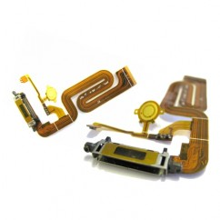 Charging Dock Connector Port - Home Button Flex Cable Part For iPhone 2G