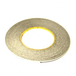 Double Sided 5mm Black Adhesive Tape Roll For iPhone/iPad/iPod