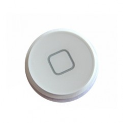 Home Button Key Plastic White Original For iPad 3 3rd Gen