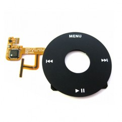 ClickWheel Black For iPod Video 5th Gen