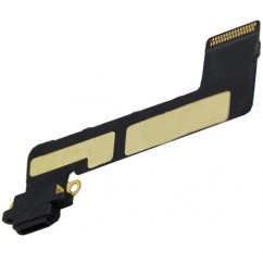 Charging Port Dock Connector Flex Part Black For iPad Mini