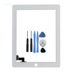 Digitizer Touch Screen Display For iPad 4 White 4G 4th Gen