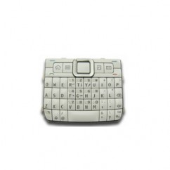 Keyboard Buttons Keys Number White For Nokia E63