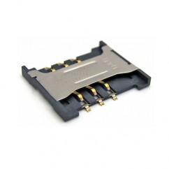 Sim Card Reader Holder Repair Fix Replacement Part For blackberry 9790 9380