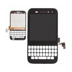 Complete LCD Screen with Touchscreen Digitizer Lens Cover Part for Blackberry Q5