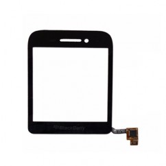 Black Touch Screen Digitizer Lens Glass Replacement Part FIx For Blackberry Q5