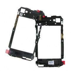 Middle Frame Midplate Chassis Housing Loudspeaker Replacement For Blackberry Q5