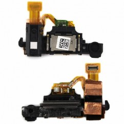 Earpiece Ear Speaker Headphone Audio Jack Flex Cable Part For Blackberry Z10