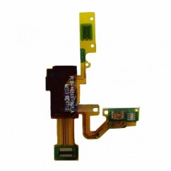On Off Power Key Flex Cable Audio Jack Connector Replacement For Blackberry Z10
