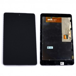 Black Touch Screen Digitizer + LCD Display Part for Asus Google Nexus 7