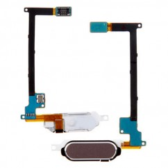 Gold Fingerprint Home Button Flex Cable Repair for Samsung Galaxy Note 4 N910
