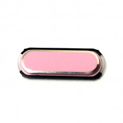 Pink Home Button Key Keypad Replacement for Samsung Galaxy Note 3 N9000 N9005