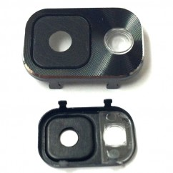 Black Back Rear Camera Glass Lens Cover Repair for Samsung Galaxy Note 3 N9000