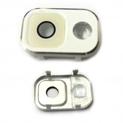White Back Rear Camera Glass Lens Cover Repair for Samsung Galaxy Note 3 N9000