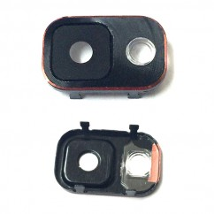 Black Gold Back Rear Camera Glass Lens Cover for Samsung Galaxy Note 3 N9000