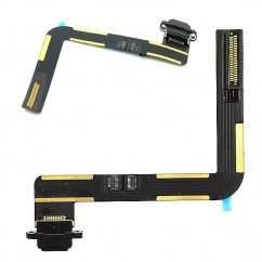 Black Charging Sync Port Dock Flex Cable Ribbon Replacement for Apple iPad Air 5