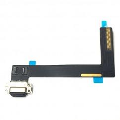 Black Charging Sync Port Dock Flex Ribbon Replacement for iPad Air 2 iPad 6
