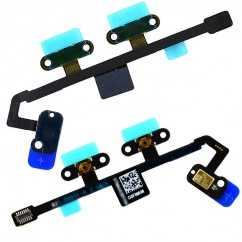 Side Volume Button Switch & Mic Flex Cable Ribbon for iPad Air 2 iPad 6