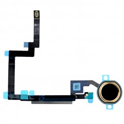 Black & Gold Home Button Flex Cable Holder Camera Bracket for iPad Mini 3 Retina