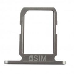 Black Sim Card Tray Holder for Samsung Galaxy S6 G920 SM-G920F
