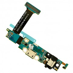 USB Dock Port Charging Charger Flex Cable for Samsung Galaxy S6 Edge