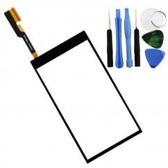 Front Glass Digitizer Touch Screen Lens + Tools For HTC One M8