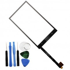 Front Glass Digitizer Touch Screen Lens + Tools for HTC One M7 801e 801n